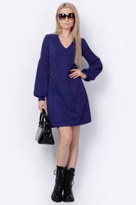 Платье PATRICIA by La Cafe F15013 фиолетовый