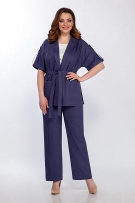 Женский костюм LaKona 1367 джинс