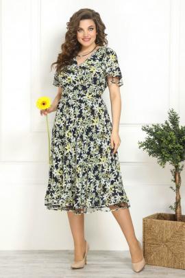 Платье Solomeya Lux 822 ромашки