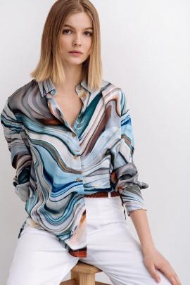 Блуза Saffonov S3022