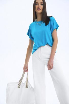 Майка LaVeLa L50238 голубой