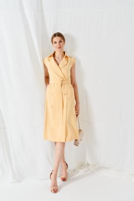 Платье INVITE 4020 персик