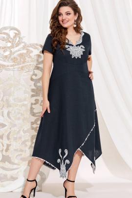 Платье Vittoria Queen 14073/1 синий