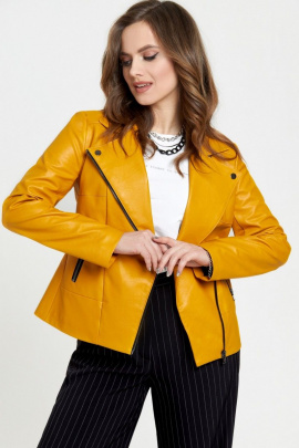 Куртка TEZA 948 оранжевый