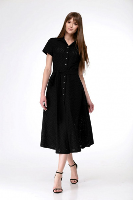 Платье AMORI 9528 черный