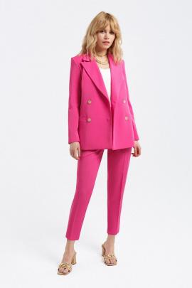 Женский костюм PiRS 689 ярко-розовый