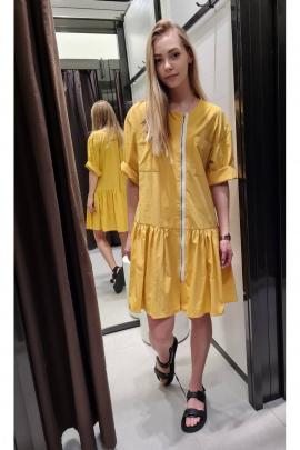 Платье Shymoda 65-16 желтый