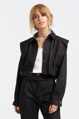 Куртка PiRS 3078 черный