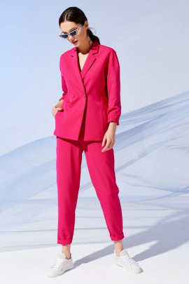 Женский костюм Prestige 4091/170 фуксия
