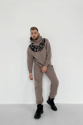 Брюки Rawwwr clothing 234-начес пудра