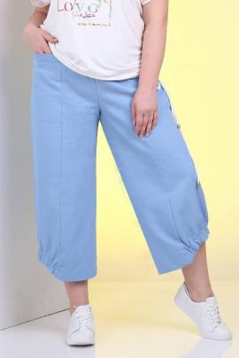 Капри Viola Style 7037 голубой