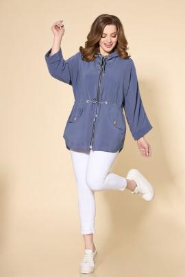 Куртка DaLi 3321 голубой
