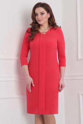 Платье Линия Л Б-1630 красный
