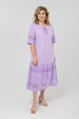 Платье Pretty 1980 лаванда