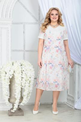 Платье Ninele 7322 чайная роза