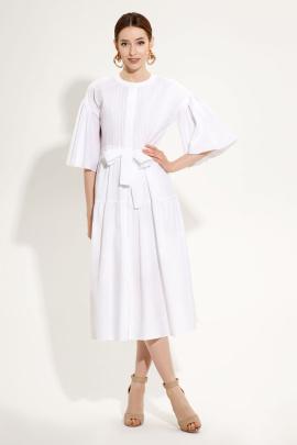 Платье Prio 721480 белый