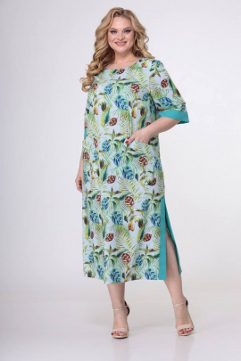 Платье TrikoTex Stil М0821 /2
