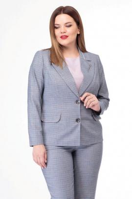Жакет ELITE MODA 4207 серый