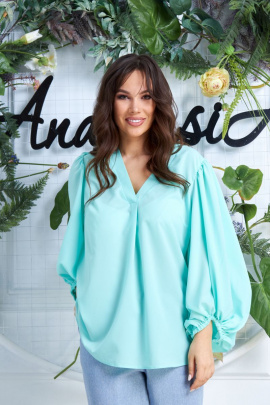 Блуза Anastasia 512 мята