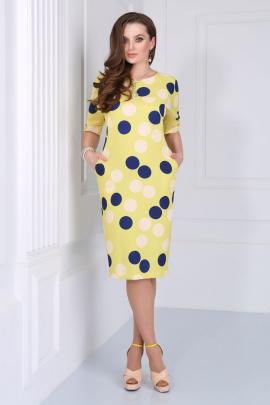 Платье Matini 3.1091 зелень