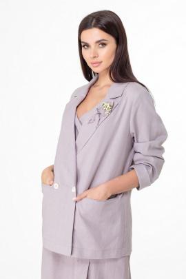 Жакет Anelli 1022 фиолет