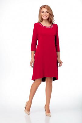 Платье Мишель стиль 821 красный