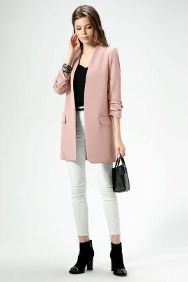 Жакет Панда 453530 розовый