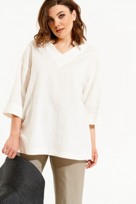 Блуза ELLETTO 3484 белый