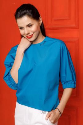 Блуза YFS 869 синий