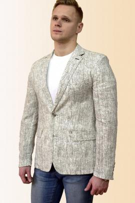 Пиджак DOMINION 4430D 8C34-P49 176 светло-серый