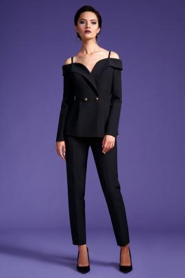 Женский костюм LaVeLa L4299 черный
