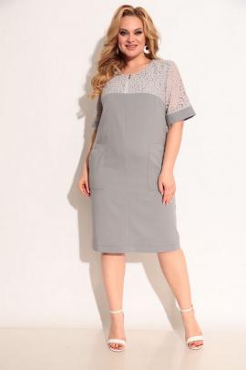 Платье Michel chic 2059 серый