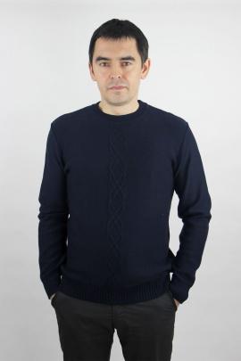Джемпер Полесье С5622-19 9С0372-Д43 170,176 темно-синий