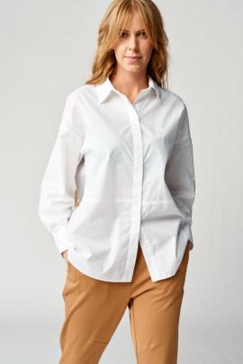Рубашка Almirastyle 152 белый