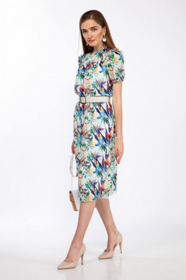 Платье Olegran 3778