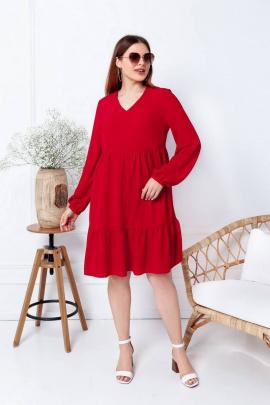 Платье Gold Style 2251 ярко-красный