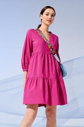 Платье Prestige 4205/170 фуксия