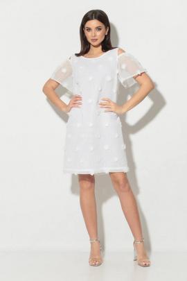 Платье Koketka i K 844 белый