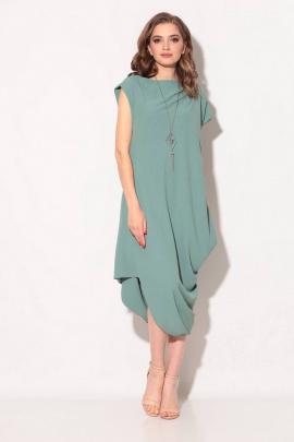 Платье Koketka i K 853 олива