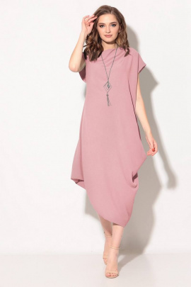 Платье Koketka i K 853-2 розовый