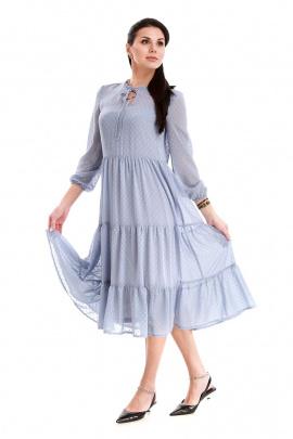 Платье IUKONA 5003 голубой