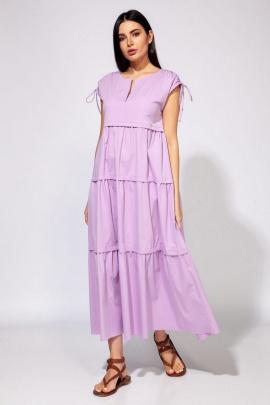 Платье Nova Line 50114 сирень