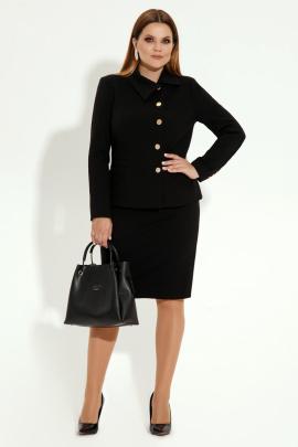 Женский костюм Панда 14710z черный
