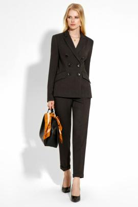 Женский костюм Панда 2320z коричневый