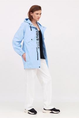 Куртка Lakbi 51450 голубой
