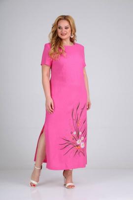 Платье SVT-fashion 556 фуксия