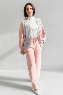 Кардиган LucyCo 700 розовый