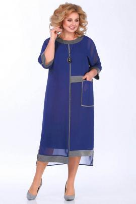 Платье Matini 1.1363 василек
