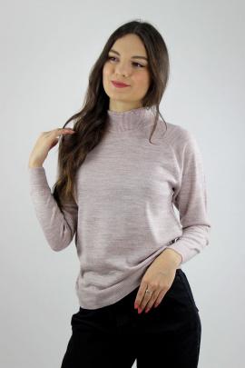 Свитер Полесье С3316-15 5С1754-Д43 170,176 розовый_дым+кофейный