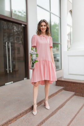 Платье Butеr 2172-2 роза